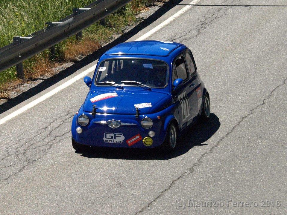 """Fiat 500 """"Giannini"""""""