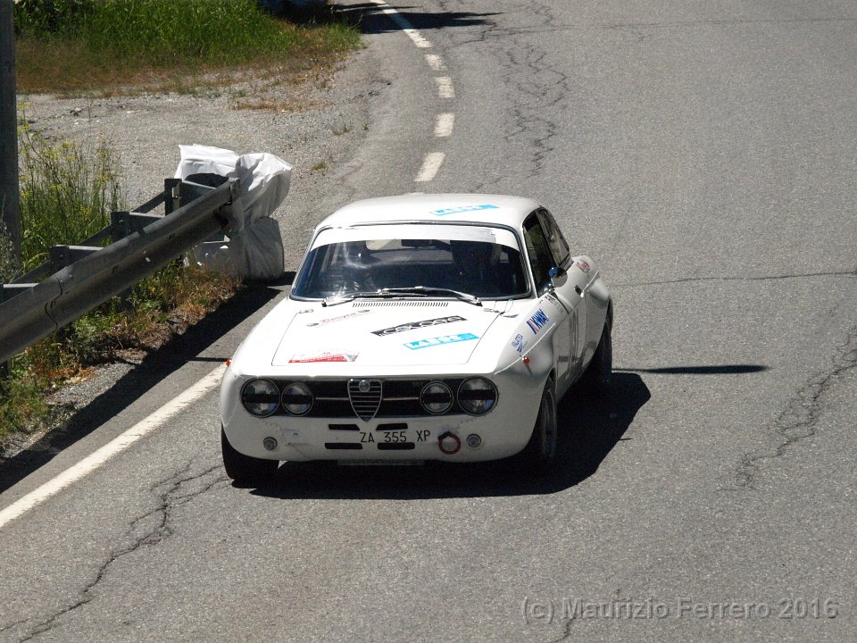 Alfa Giulia GTV