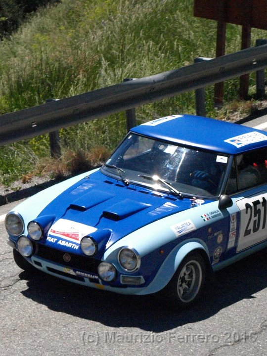 Fiat 124 Sport Abarth