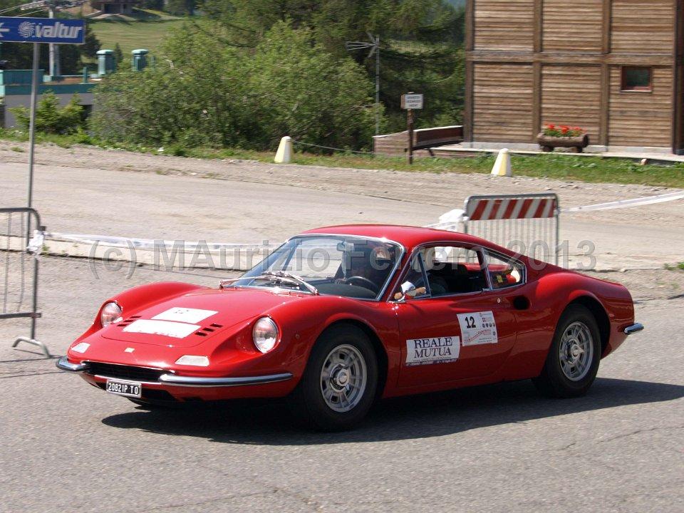 112 Ferrari Dino 246