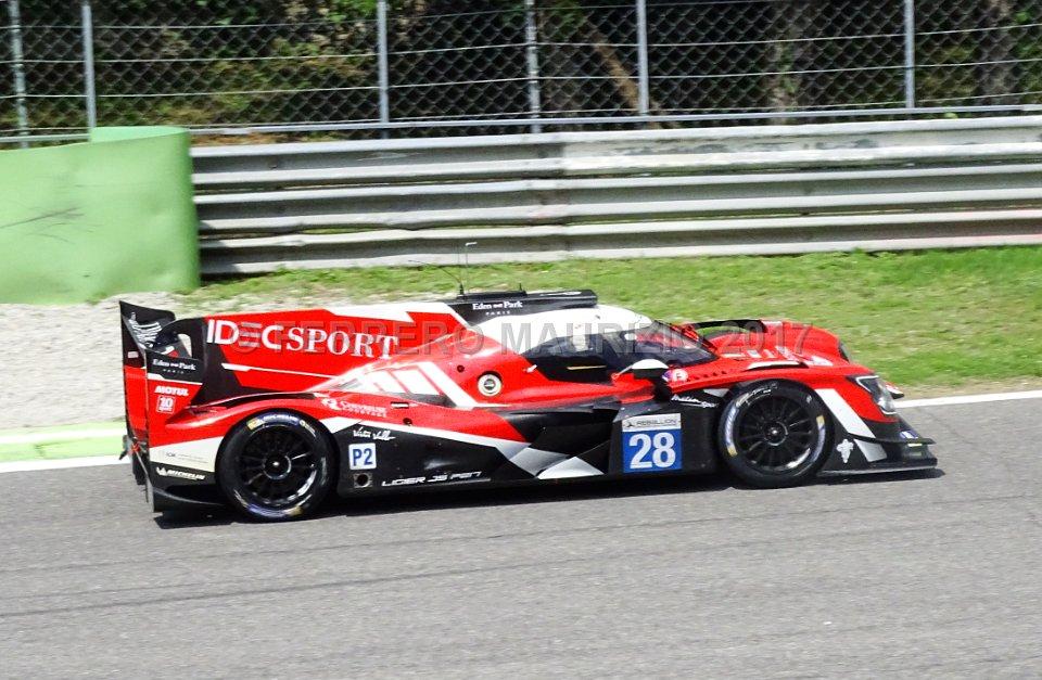 Ligier JSP217 - IDEC SPORT RACING - Patrice Lafargue (FRA) - Paul Lafargue (FRA) - Olivier Pla (FRA)