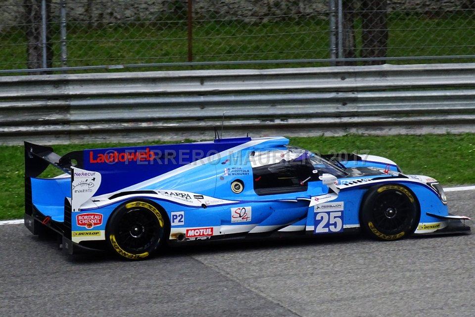 Ligier JSP217 - ALGARVE PRO RACING - Andrea Roda (ITA) - Matthew McMurry (USA) - Andrea Pizzitola (FRA)