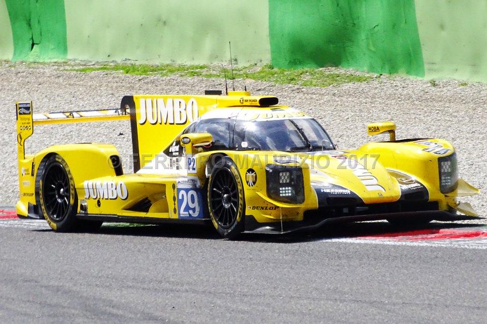 Dallara P217 - RACING TEAM NEDERLAND - Jan Lammers (NLD) - Frits Van Eerd (NLD)