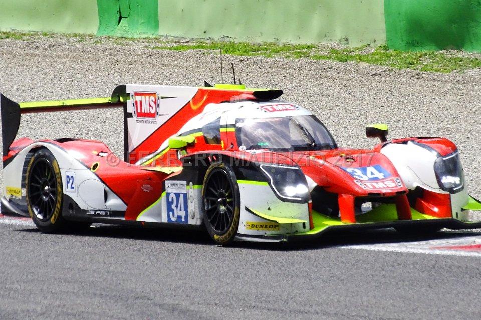 Ligier JSP217 - TOCKWITH MOTORSPORTS - Nigel Moore (GBR) - Philip Hanson (GBR)