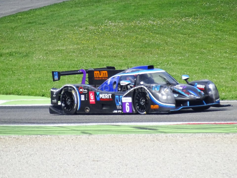 Ligier JS P3 - 360 RACING - Terrence Woodward (GBR) - Ross Kaiser (GBR) - Anthony Wells (GBR)