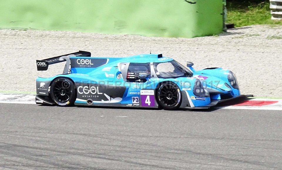Ligier JS P3 - COOL RACING BY GPC - Alexandre Coigny (CHE) - Iradj Alexander (CHE) - Gino Forgione (CHE)