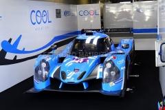 Ligier JSP 3 BY SPEED FACTORY - Tim Müller (CHE) - Jürgen Krebs (DEU) - Tristan Viidas (EST)