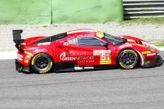 Ferrari F488 GTE - SPIRIT OF RACE - Gianluca Roda (ITA) - Giorgio Roda (ITA) - Andrea Bertolini (ITA)