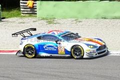 Aston Martin V8 Vantage - BEECHDEAN AMR - Andrew Howard (GBR) - Ross Gunn (GBR) - Darren Turner (GBR)