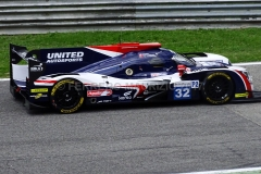 Ligier JSP217 - UNITED AUTOSPORTS - William Owen (USA) - Hugo de Sadeleer (CHE) - Filipe Albuquerque (PRT)