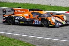 Oreca 07 - G-DRIVE RACING - Memo Rojas (MEX) - Ryo Hirakawa (JPN) - Léo Roussel (FRA)