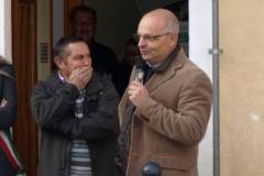 Inaugurazione mostra di Mauro Cazzato