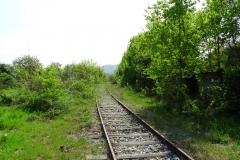 La vecchia linea Chivasso-Asti