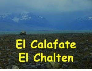 El Calafate - El Chalten