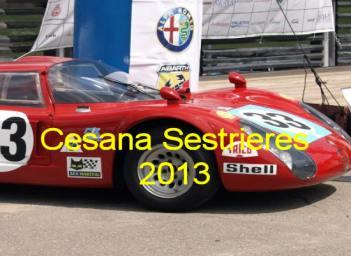 Cesana-Sestriere 2013