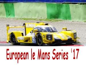European Le Mans Series 2017 - Monza