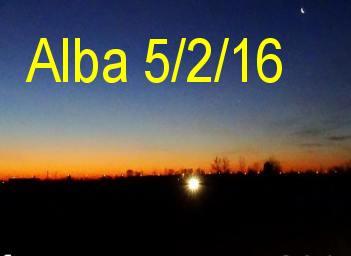 Alba febbraio 2016