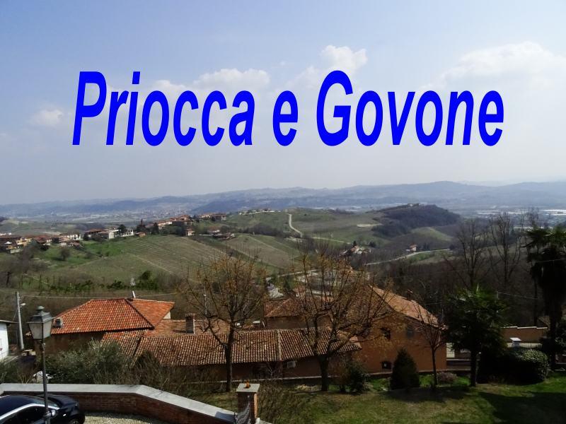 Priocca e Govone