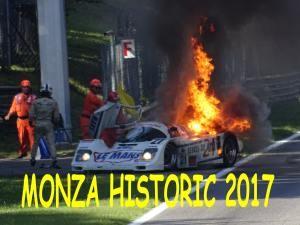 2017 MONZA HISTORIC