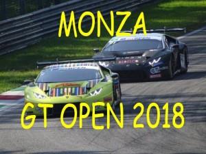 2018 MONZA BLANCPAIN GT 2018