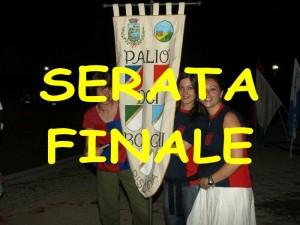 013 SERATA FINALE