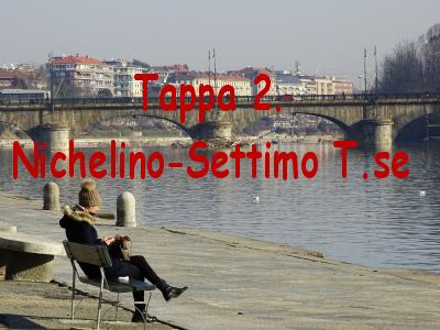 Tappa 2 Nichelino-Settimo T.se