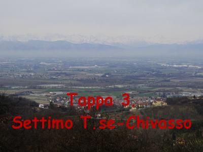 Tappa 3. Settimo-Chivasso