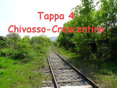 Tappa 4 Chivasso-Crescentino