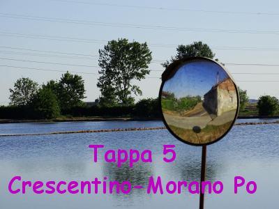 Tappa 5 Crescentino-Morano Po