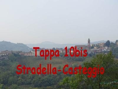Tappa 10 bis Stradella-Casteggio