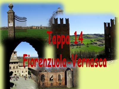 Tappa 14 Fiorenzuola-Vernasca