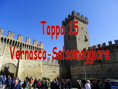 Tappa 15 Vernasca-Salsomaggiore