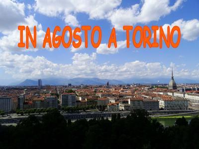 Torino in Agosto