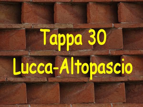 Tappa 30