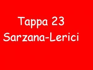 Tappa 23