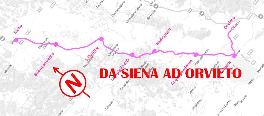 Siena-Orvieto