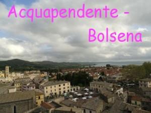 Acquapaendente-Bolsena